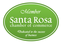 Member of Santa Rosa Chamber of Commerce